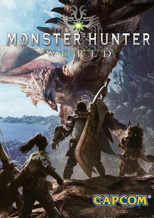 怪物猎人:世界(Monster Hunter World)中文版|V166925 + 62 DLCS|网盘下载
