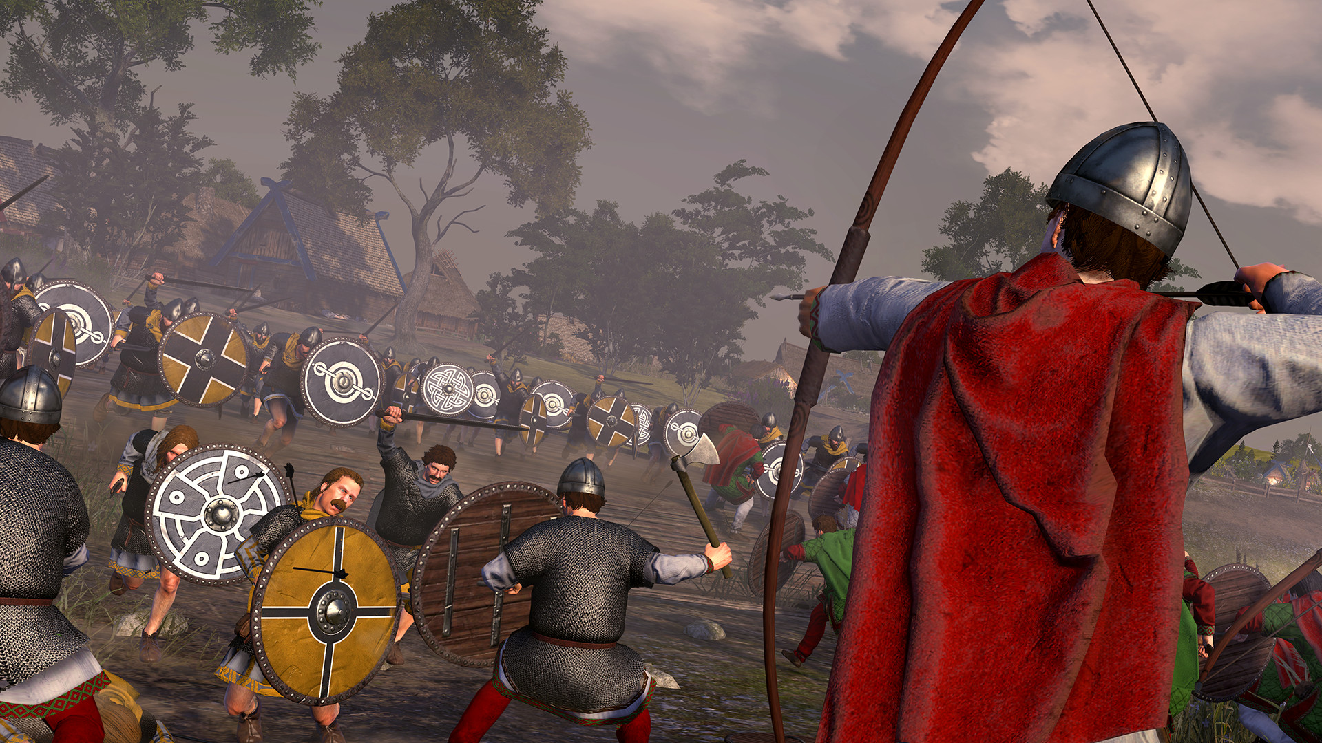 全面战争传奇:不列颠王座(Total War Saga: Thrones of Britannia)免安装中文绿色版|DLC|升级档|网盘下载