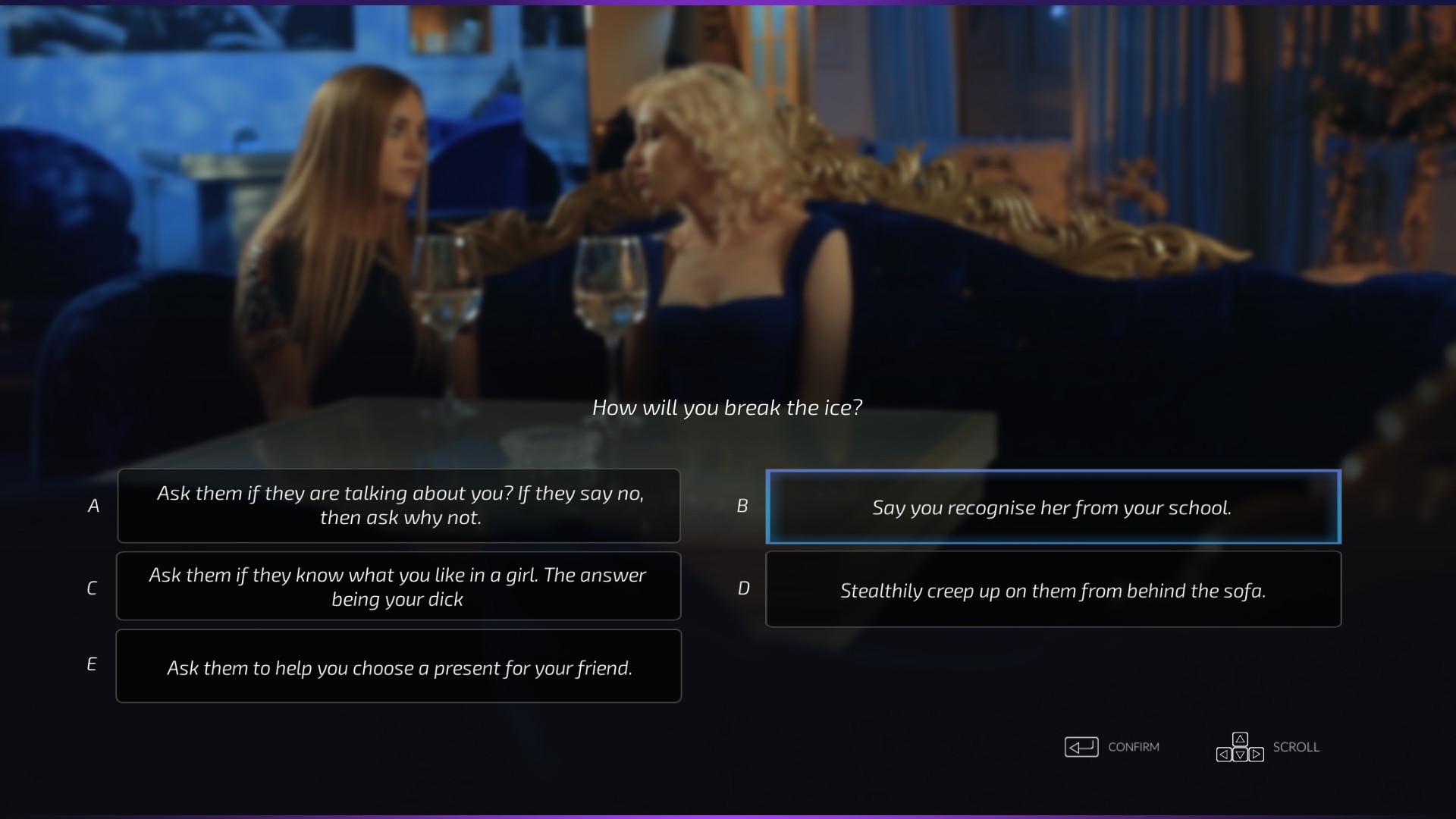 超级情圣(Super Seducer : How to Talk to Girls)免安装中文绿色版|DLC|升级档|网盘下载