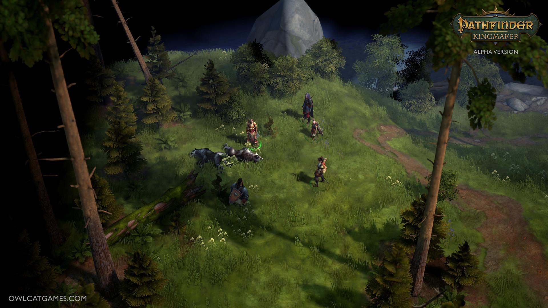 开拓者:拥王者(Pathfinder: Kingmaker)免安装绿色中文版|DLC|升级档|网盘下载