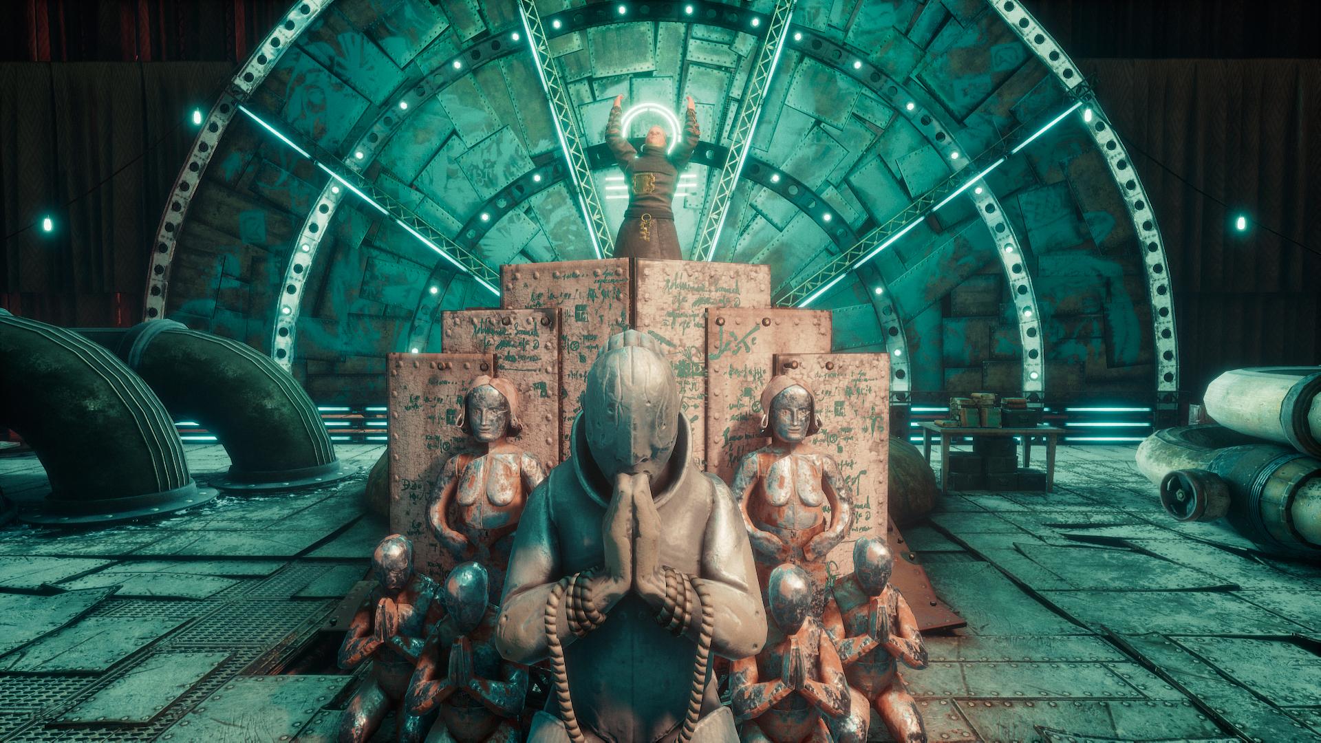 失眠:方舟(Insomnia: The Ark)免安装绿色版|DLC|升级档|网盘下载