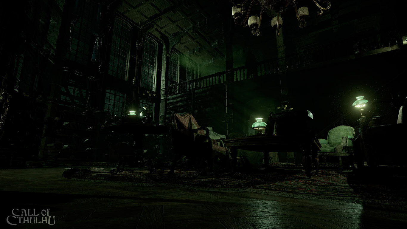 克苏鲁的呼唤(Call of Cthulhu)免安装中文绿色版|DLC|升级档|网盘下载