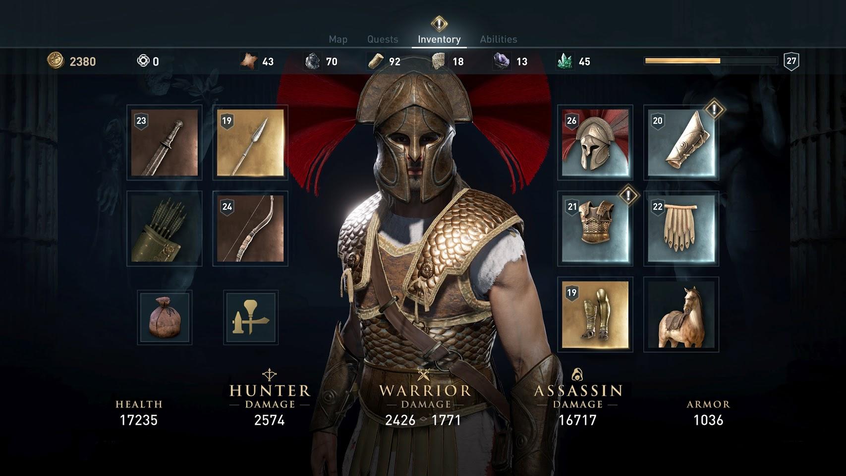 刺客信条:奥德赛(Assassins Creed: Odyssey)免安装绿色中文版|DLC|升级档|网盘下载