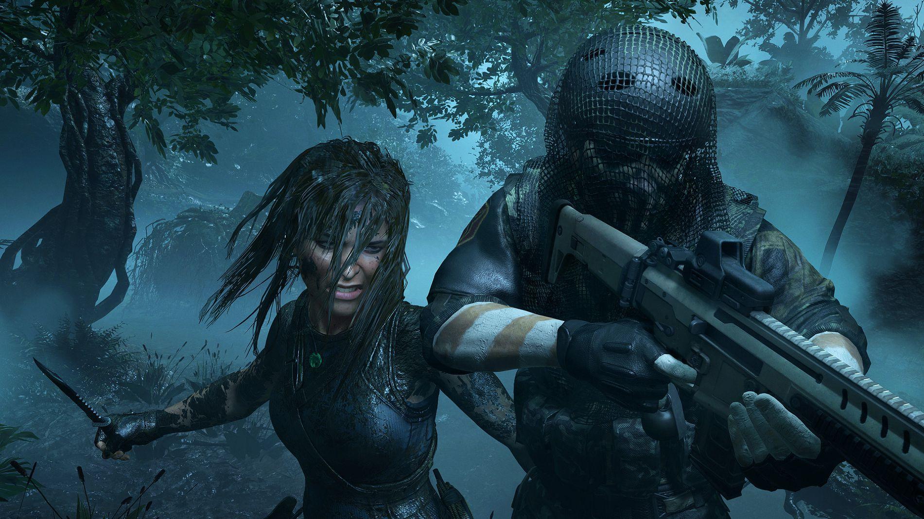 古墓丽影:暗影(Shadow of the Tomb Raider)免安装绿色中文版|DLC|升级档|网盘下载