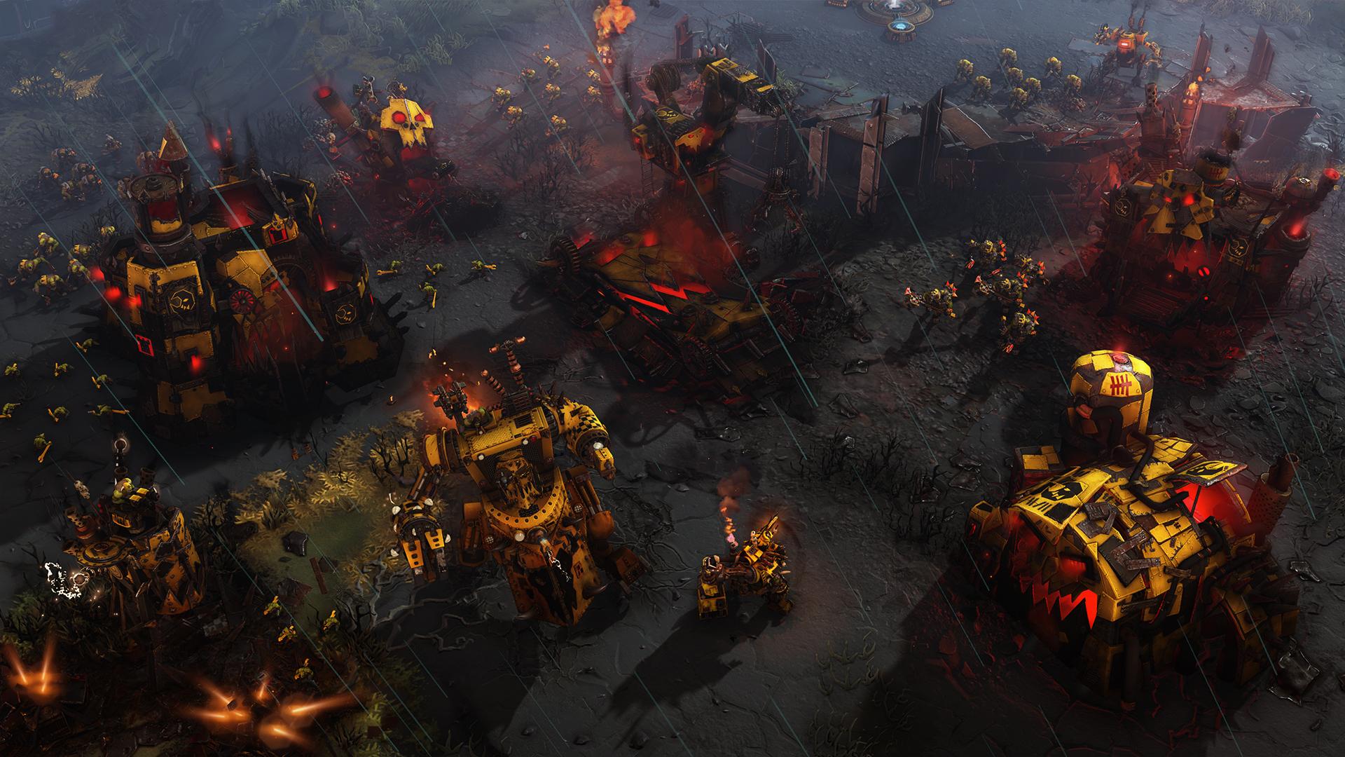 战锤40K:战争黎明3(Warhammer 40,000: Dawn of War III)免安装简体中文绿色版|DLC|升级档|网盘下载