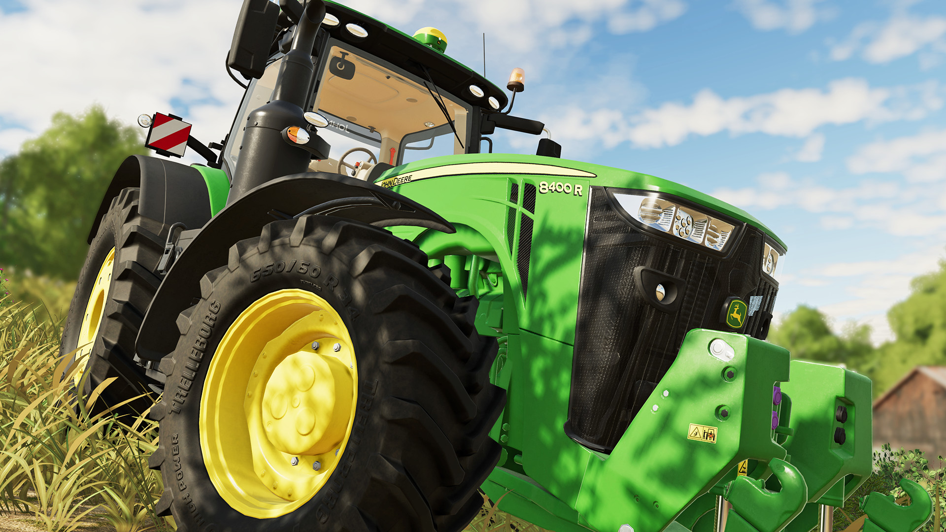 模拟农场19(Farming Simulator 19)免安装绿色中文版|DLC|升级档|网盘下载