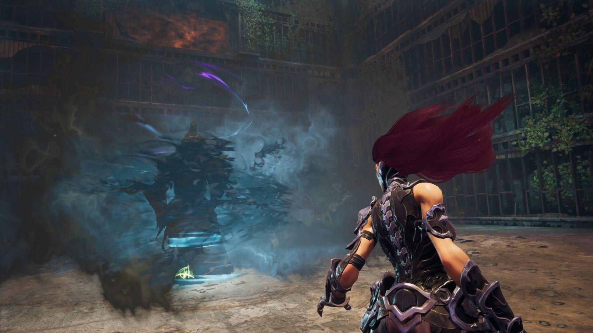 暗黑血统3(Darksiders III)|DLC|升级档|网盘下载