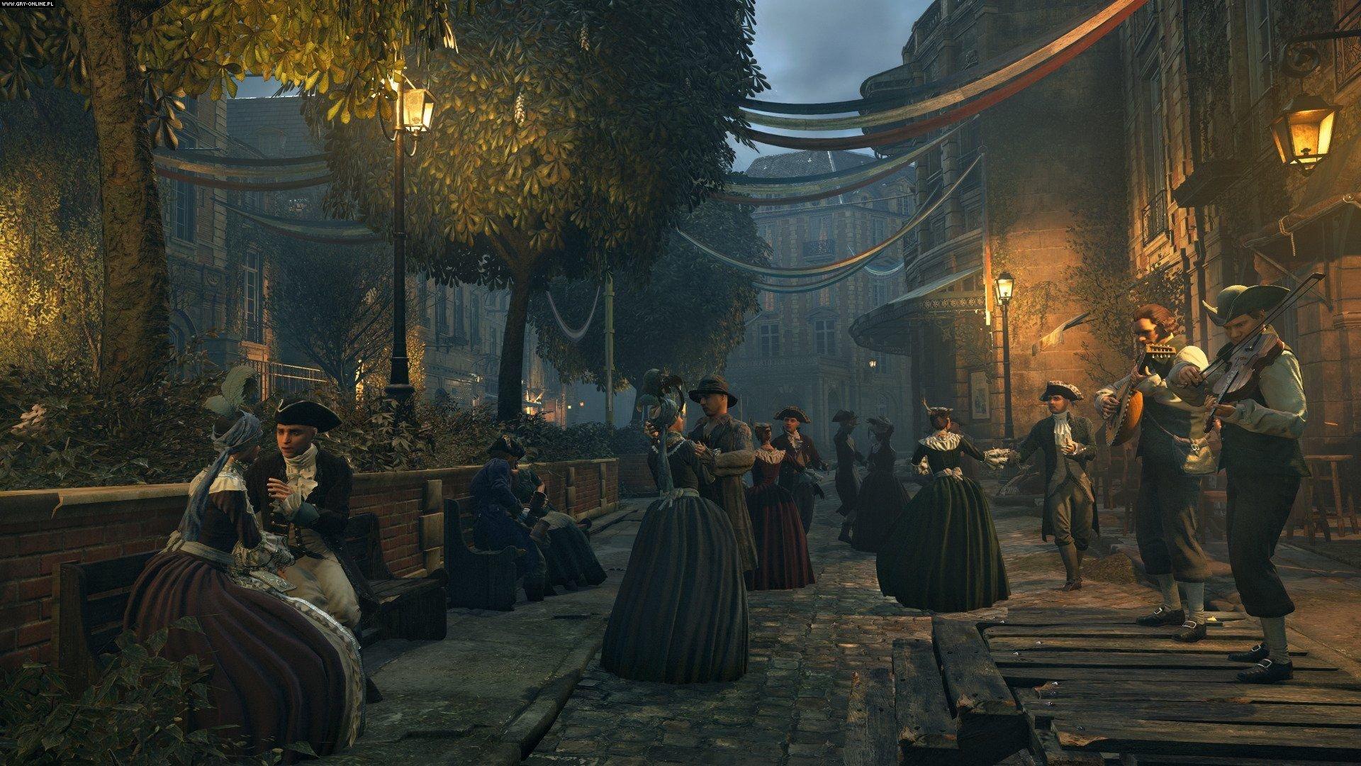 刺客信条:大革命(Assassins Creed: Unity)免安装繁体中文绿色版 DLC