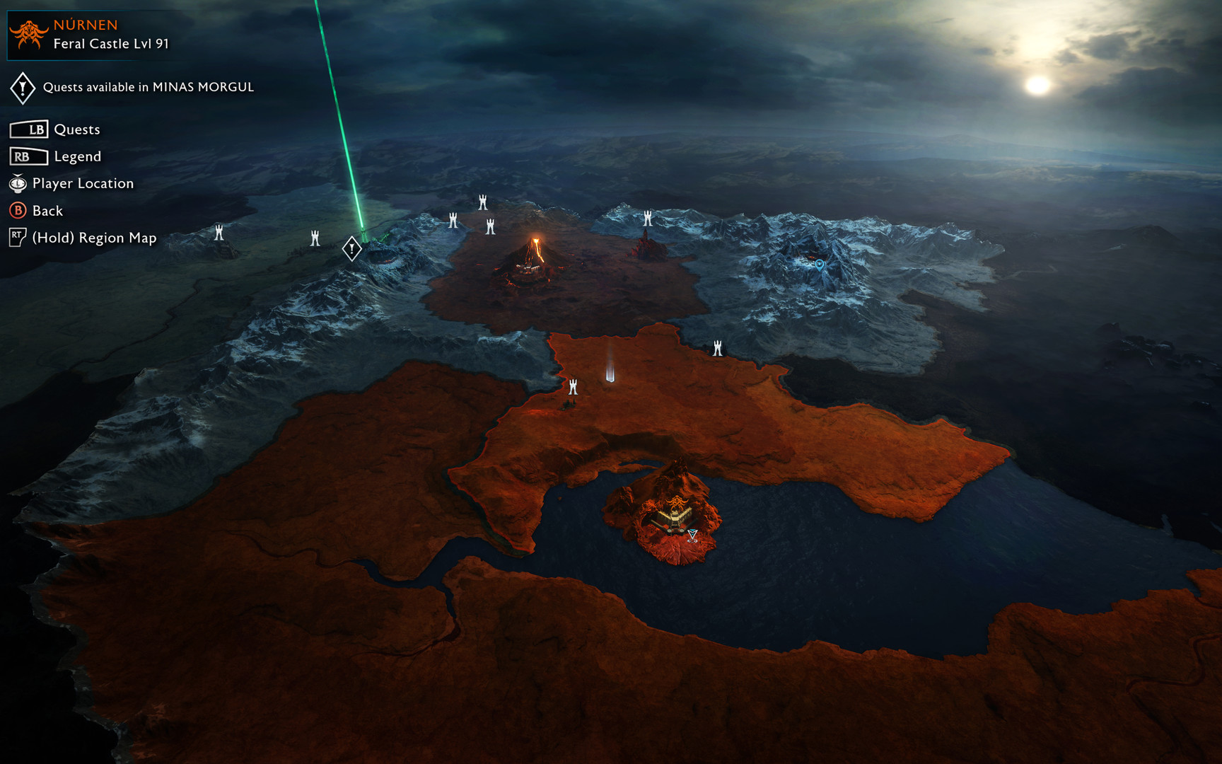 中土世界:战争之影(Middle Earth: Shadow of War)免安装中文绿色版|DLC|升级档|网盘下载