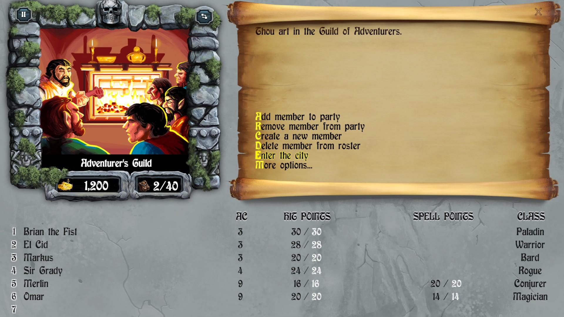 新冰城传奇三部曲(The Bards Tale Trilogy)免安装绿色版|DLC|升级档|网盘下载
