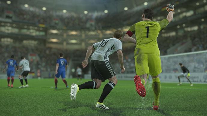 实况足球2017(Pro Evolution Soccer 2017)免安装简繁中文绿色版 DLC 升级档 网盘下载