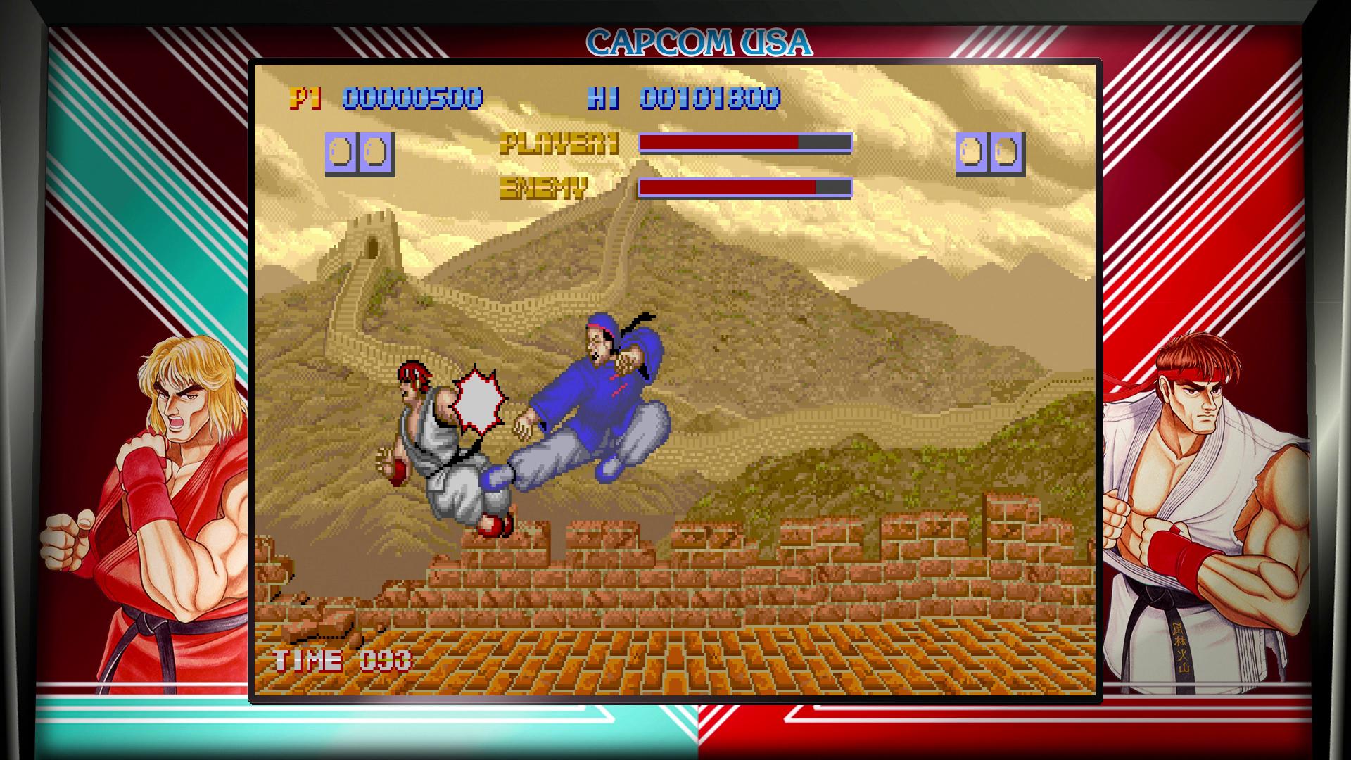 街头霸王30周年纪念合集(Street Fighter 30th Anniversary Collection)免安装中文绿色版|DLC|升级档|网盘下载