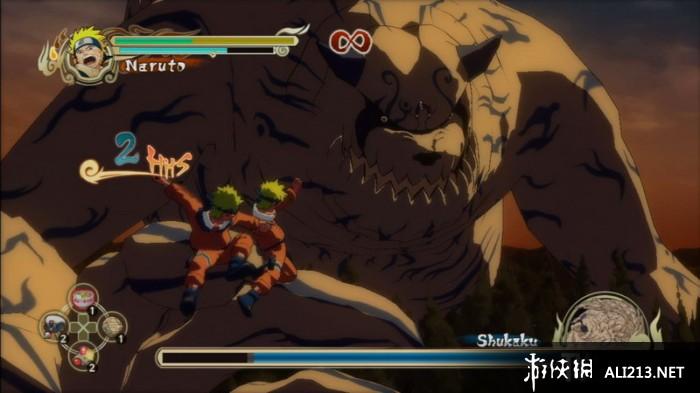 火影忍者:究极风暴(Naruto: Ultimate Ninja Storm)免安装绿色版|DLC|升级档|网盘下载
