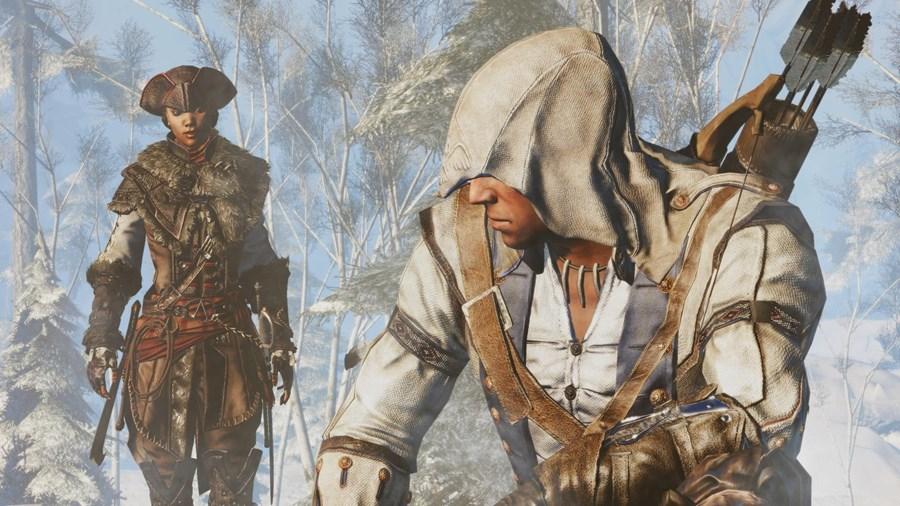 刺客信条3:重制版(Assassin's Creed 3 Remastered)中文版+Day1升级档+全DLC+解放